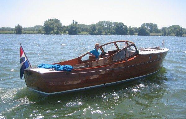 Blomberg Cabrio kruiser. Morning Glory.